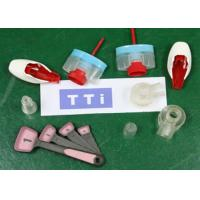 China Custom Precision Injection Molding Medical Plastic Parts Multi Cavity Mold wholesale