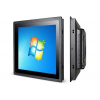 China 15.6 Capacitive Touch Monitor Panel Mount Industrial LCD Display For Kiosk on sale