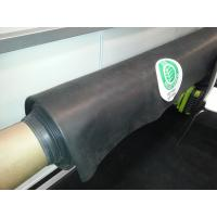 China Aging Resistance CSM / EPDM Rubber Sheet Roll Industrial Rubber Sheet For Seal , Gasket With Good Quality wholesale