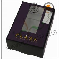 Quality Digital Printing Luxury Product Packaging Boxes For Electronics Gold Stamping for sale