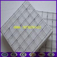 China Three Dimension Prefabricated Polystyrene Panels with Welded Wire Mesh wholesale