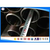 China Cusomized seamless cold drawn steel tube with black annealed out surface 27SiMn wholesale
