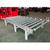 China R - Mark Automated Storage Retrieval System Powered Roller Conveyor 11.8 Meter Per Min on sale