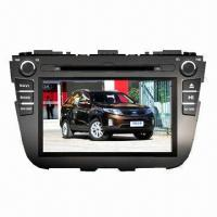 China In-dash DVD Player for 2013 Kia sorento, Built-in GPS/Radio/iPod, Supports RDS and Steering Wheel wholesale
