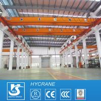 Overhead Crane Ground Bar : Double girder speed eot crane lh electric hoist