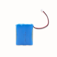 China Samsung Rechargeable 18650 12V 2000mAh Lithium Ion Battery Pack wholesale