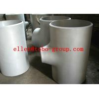China carbon A860 and stainless 316L composite Elbow tee fittings from China carbon A860 and s wholesale