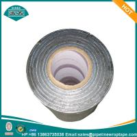 China Polyethylene Wrapping Coating Tape For Offshore Onshore Water Gas Oil Pipe wholesale