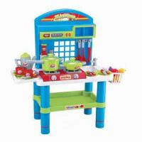 China Kitchen Play Set with Music and Light wholesale