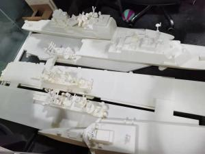 China Aircraft Carrier Industrial FDM 3D Printing Service With Brushing wholesale