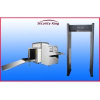 Buy cheap Airport Security Full Body Scanners , 800 * 650mm Tunnel X Ray Machines at Airports from wholesalers
