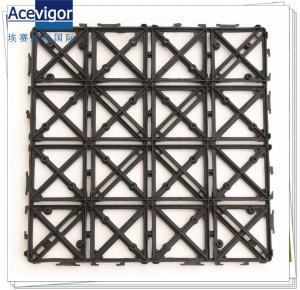 China PB-01 Protective plastic raised tile flooring wholesale