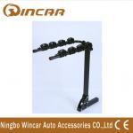 China 4 Bike Rear Mounted Car Bike Carrier Iron Hitch 50 x 50 x 3mm wholesale