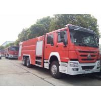 China International Pumper Rescue Fire Truck 15-20CBM wholesale