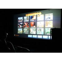 China Immersive 5D Movie Theatre with Large Screen and 5.1 Channel Audio System wholesale