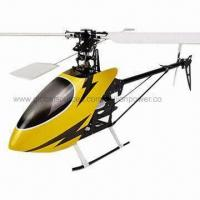 China 250 Top-speed 3-D 6CH Carbon Fiber RC Electric Helicopter Kit with 187 Height on sale