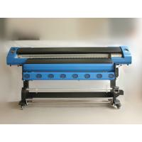 China Advertising Digital Eco Printing Machine With Dx5 Print Head wholesale