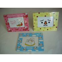 China classic design stand paper photo frame cheap price printable paper photo frame wholesale