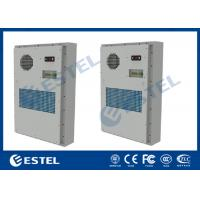 China 1000W Heating Capacity 800W Cooling Capacity Electrical Cabinet Air Conditioner Embeded Mounting Method wholesale