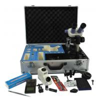 China Portable Professional Gem Testing Kit With Needed Equipments For Gemologist wholesale