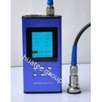 China Small Size Bearing Fft Vibration Analyzer / Data Collector Hg-911h Iso10816 wholesale
