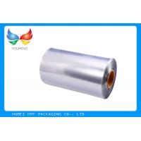 "China 40 MIC Transparent Blown PVC <strong style=""color:#b82220"">Shrink</strong> Film For <strong style=""color:#b82220"">Shrink</strong> Sleeve Label wholesale"