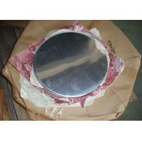 China Cooking Boiler 3004 Commercial Grade Aluminum Circular Plate Heat Treatment wholesale