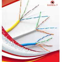 China 24awg cat5e utp cable pss fluke on sale