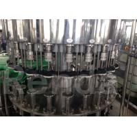 China 18000BPH Water Bottle Filling Machine with SUS304 Stainless Steel Material wholesale