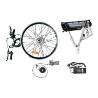 China 200W , 250W , 350W , 500W Electric Bike Conversion Kits / e bike kits PAS Sensor wholesale