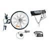 Buy cheap 200W , 250W , 350W , 500W Electric Bike Conversion Kits / e bike kits PAS Sensor from wholesalers
