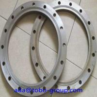 """China ASME UNS S32760 8"""" Forged Steel Flanges / Socket Weld Flange For Connection wholesale"""