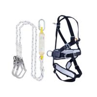 China High Safety Harness Belt , Safety Belt Fall Protection Long Service Life on sale