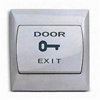 China Access Control with Door Release Button or Electric Lock, Measures 86 x 86 x 20mm wholesale