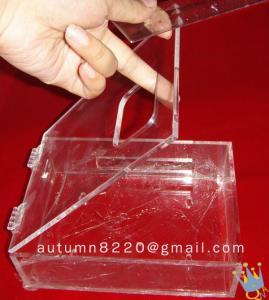 China BO (128) acrylic jewel case wholesale