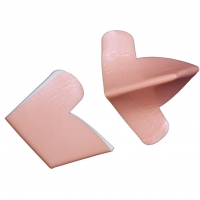 China Laminated with PU Film wound Foam Dressing for elbow use or for trachea cannula use wholesale