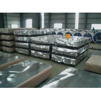 China hot dipped JIS SGCC, SGCH, G550 steel Galvanized Corrugated Roofing Sheet / Sheets wholesale