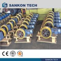 China SANKON Craftsman Friction Wheel For Precuring Room wholesale