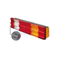 Buy cheap M-Benz Truck Tail Lamp OEM 0015406370 European Truck Body Parts from wholesalers