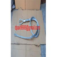 China Lace up cable sock-Cable grip wholesale