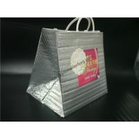 China Stand Up Large Plastic Shopping Bags For Retail Shops 6X10 #0 Vinyl Wear Resistant on sale