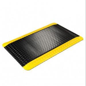 China Black Yellow Car Floor 20m 10e9 Ohm  EVA ESD Mat wholesale