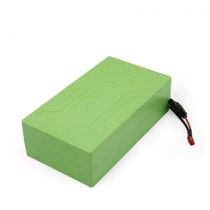 China CC CV 48V 15Ah Rechargeable Lithium Battery Packs 1C Discharge wholesale