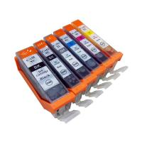 China Cyan Compatible Printer Ink Cartridges , Generic Toner Cartridges 22ml 15ml / Colour wholesale