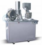 China Micro Computer Control Capsule Filling Machine Powder / Pellet Semi Automatic wholesale