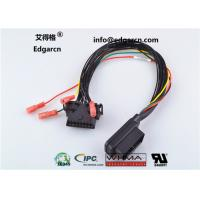 China J1962 Obd2 Connector Cable Obd Ii Diagnostic Cable 16 Pin Male To Female wholesale