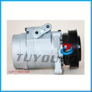 China SP17 auto air conditioner compressor/ kompressor fit Chevrolet Captiva Opel Antara 96861885, 96629606 air pump wholesale