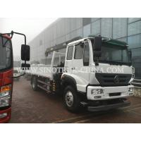 China Heavy Cargo Truck Mounted Crane 5 Tons Lifting Capacity For Transportation wholesale