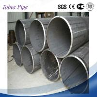 China Tobee®  ASTM A105 14inch black carbon steel welded pipe wholesale