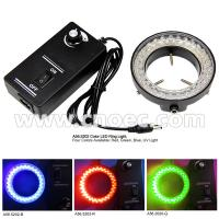 China 60 Microscope LED Ring Light Microscope Accessories Adjustable with UV Light wholesale